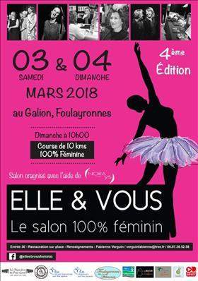 Retrouvez CL au Salon ELLE & VOUS le 03 et 04 mars 2018