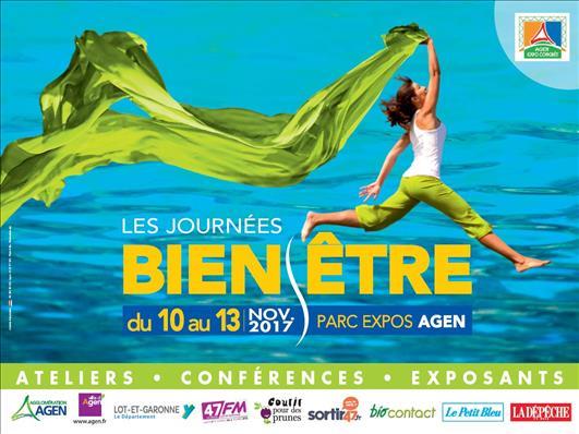 CL Conseil en image est au Salon du Bien Etre du 10 au 13/11
