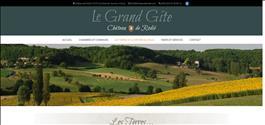 Le Chateau de Rodié et son Grand Gîte